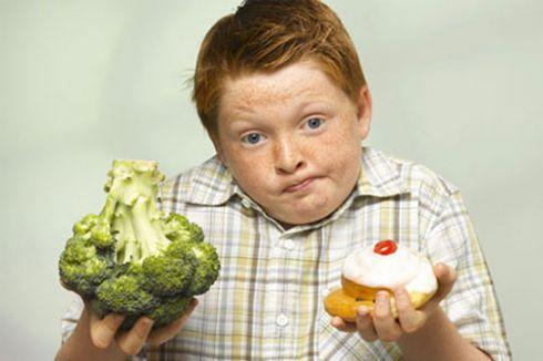 Як побороти зайву вагу у дитини?