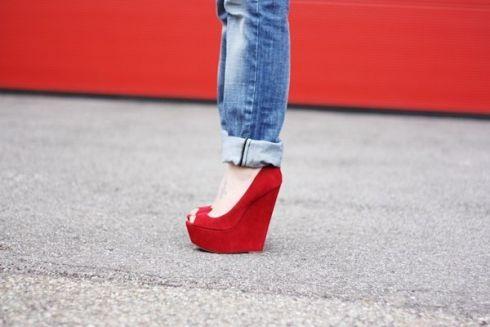 Модні туфлі 2014