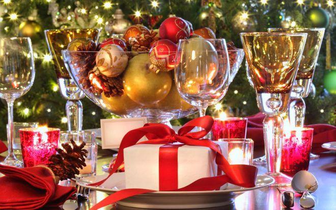 Как правильно сервировать новогодний стол 2020?