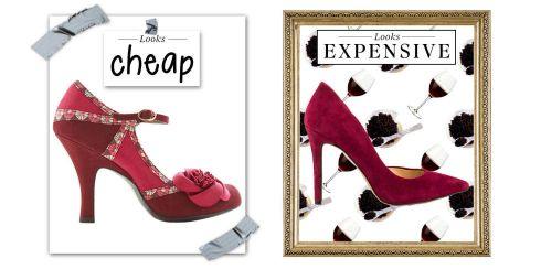 Як виглядати дорого у дешевому взутті