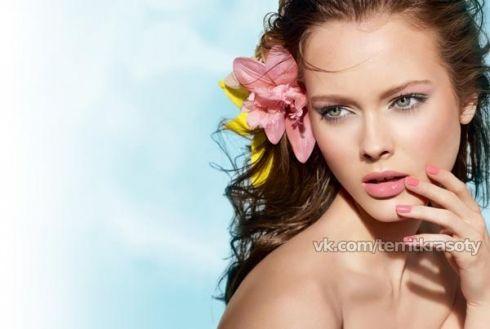 Как сохранить идеальный макияж летом?
