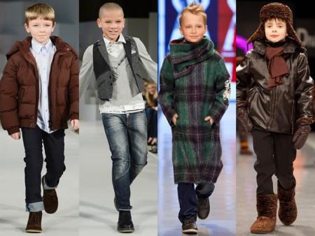 Выбор спортивной одежды для мальчиков