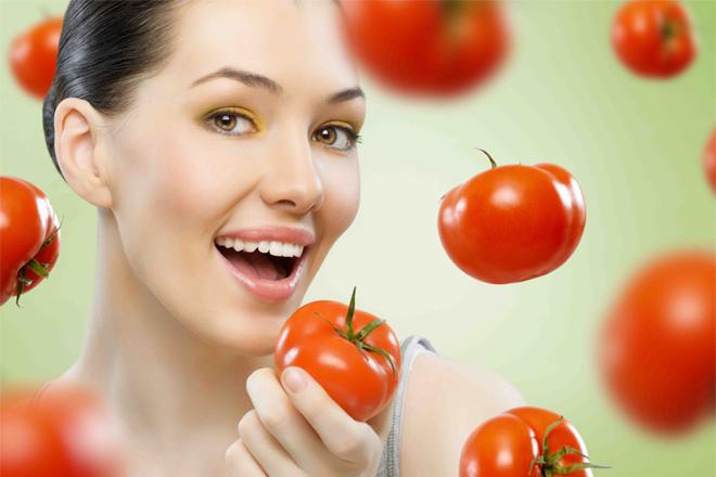 Томатна дієта для швидкого схуднення