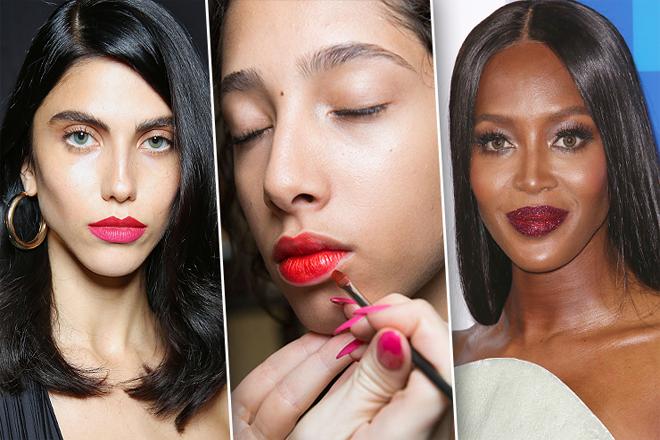 Чуттєві губи: 5 цікавих ідей для стильного макіяжу