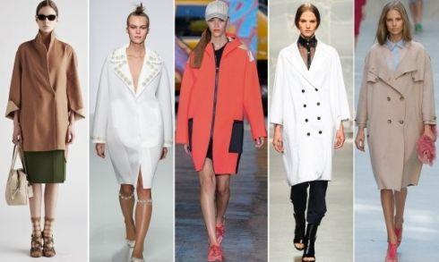 Модні пальта на осінь 2014 [ФОТО]