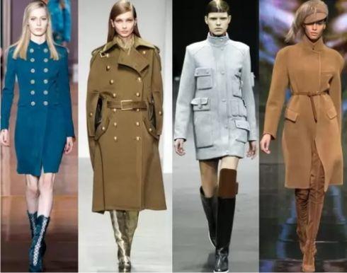 Модні пальта 2014-2015