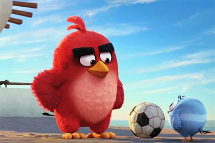 З'явився перший трейлер фільму про Angry Birds [ВІДЕО]