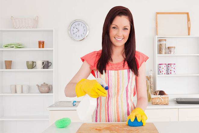 Як прибирання допоможе схуднути?
