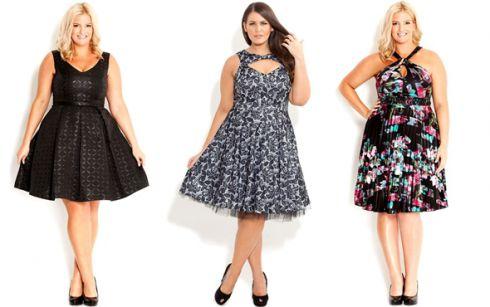 Як вибрати випускну сукню для дівчат з пишними формами