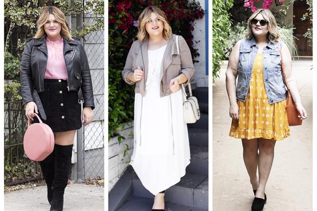 5 советов, чтобы выбрать одежду девушке плюс-сайз