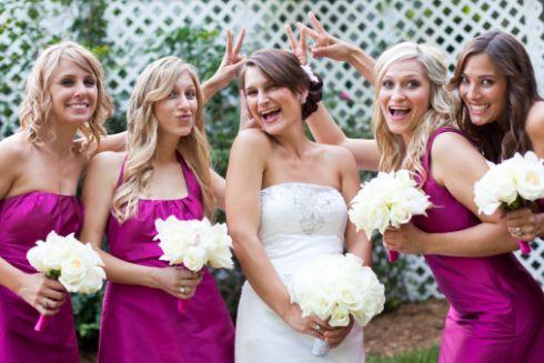 18 незграбних подружок нареченої [ВІДЕО]