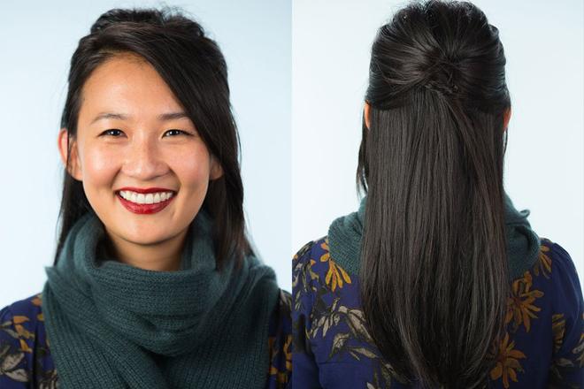 Зачіска осені: стильна