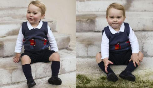 Принц Джордж став законодавцем моди