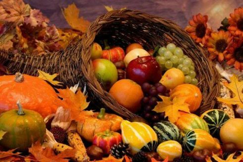Найкорисніші осінні продукти