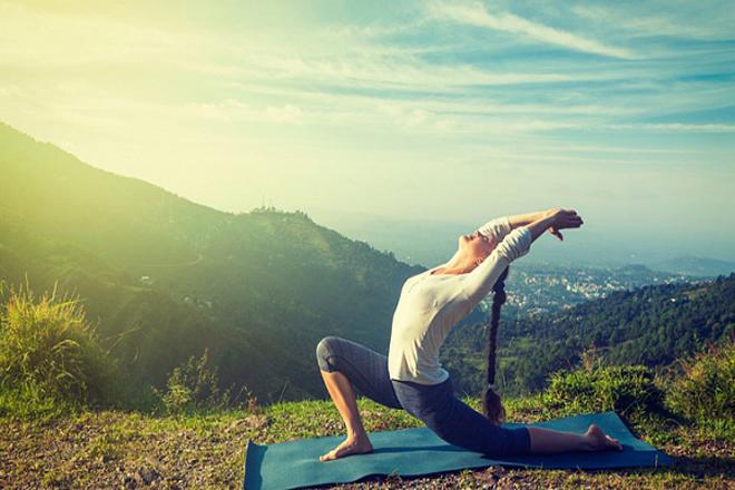 Ранішній комплекс йоги [ВІДЕО]