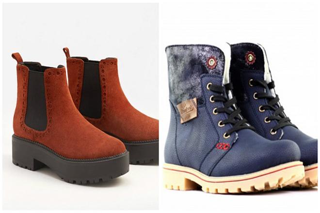 Модне взуття осінь-зима 2016
