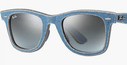 Ray-Ban випустили джинсові окуляри