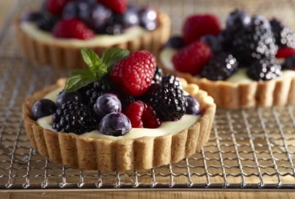 Пять полезных и легких десертов для вашей фигуры