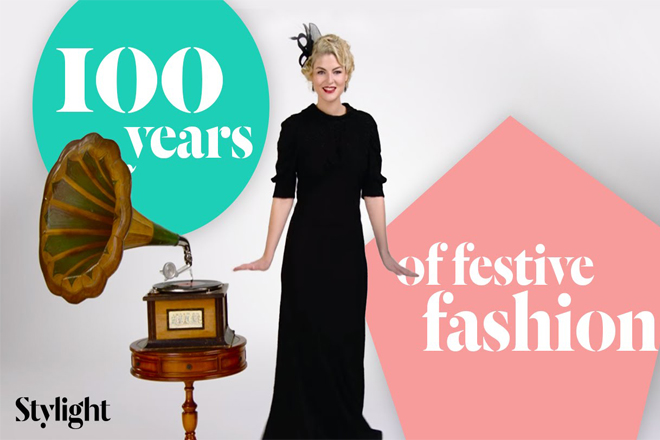 Як змінилась мода вечірок за 100 років? [ВІДЕО]