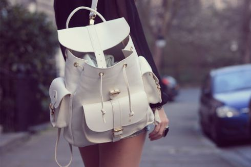 Хіт весни: стильний рюкзак