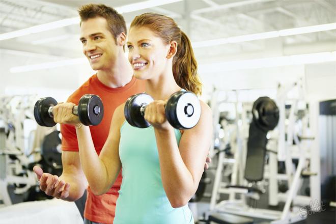 Як перестати соромитись у спортзалі?