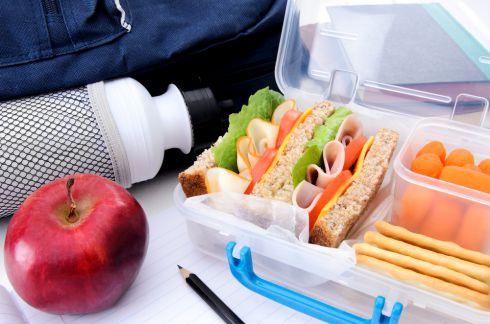 Яку їжу покласти у шкільний портфель (фото)?