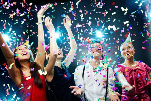 Час сяяти: 3 яскравих образи для вечірки