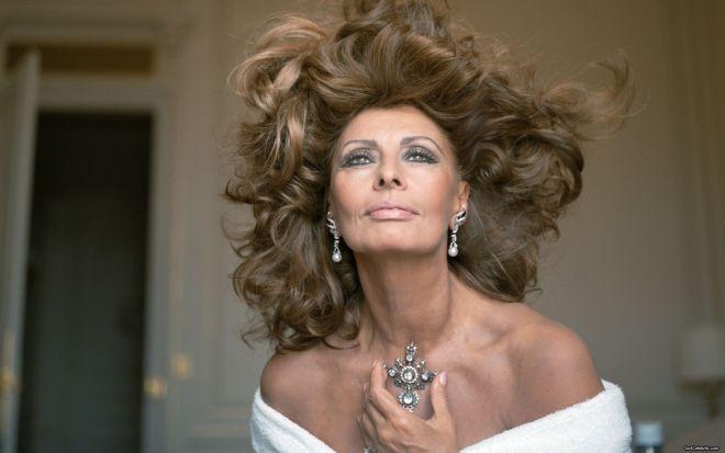 81-річна Софі Лорен у рекламі нового аромату Dolce&Gabbana [ВІДЕО]