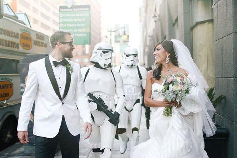 Незвичайні ідеї весільного декору [ФОТО]