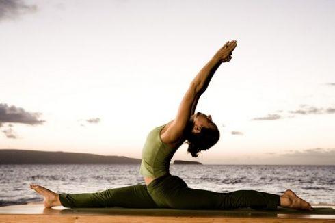 Стретчінг - корисні вправи для розтяжки