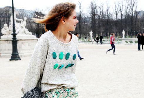 8 стильних способів носити светр