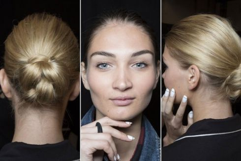 Beauty-тренд: складні пучки