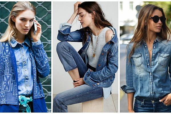 Культовое возвращение: джинсовая одежда
