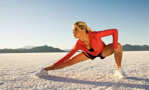 4 вправи для струнких ніг