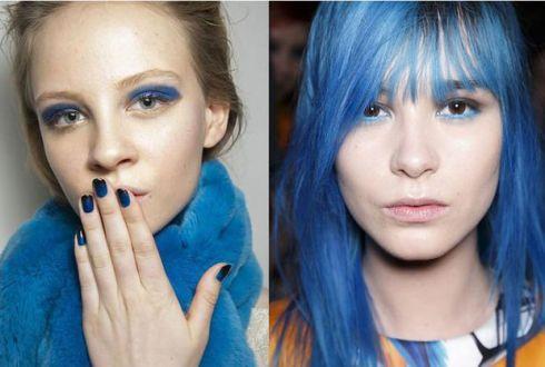 Тренди в макіяжі осені 2014: кольорові підводки