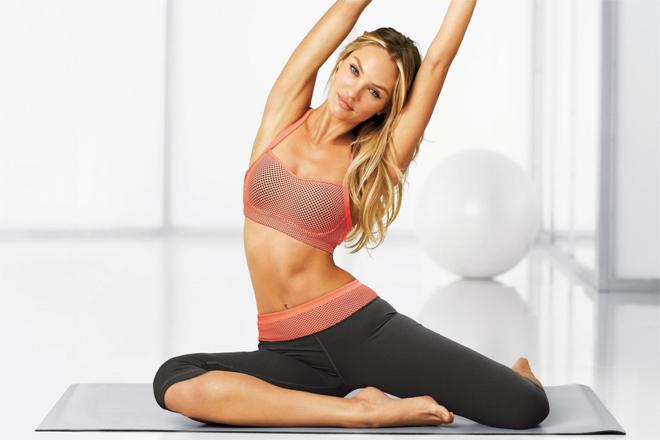 5 вправ для швидкого схуднення
