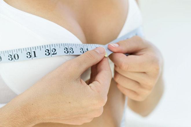 4 ефективні вправи для збільшення грудей