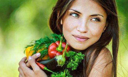 Топ-4 причини стати вегетаріанкою