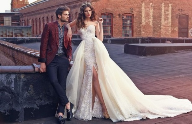 ТОП 5 наймодніших весільних суконь цього сезону (ФОТО)
