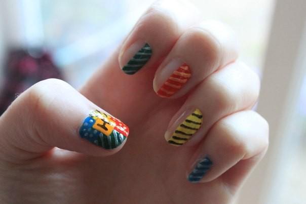 Гаррі Поттера малюють на нігтях: ТОП 15 ідей (ФОТО)