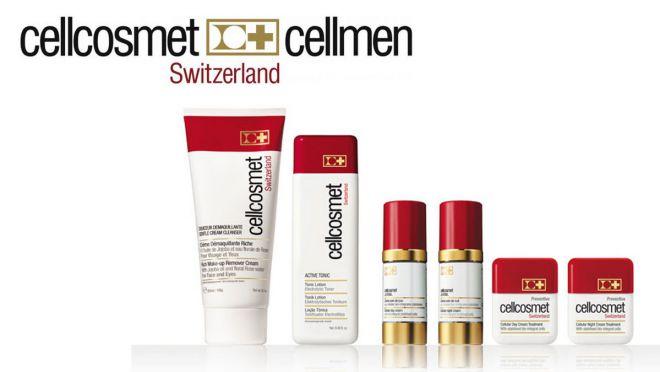 Косметика Cellcosmet – швейцарский уход на клеточном уровне