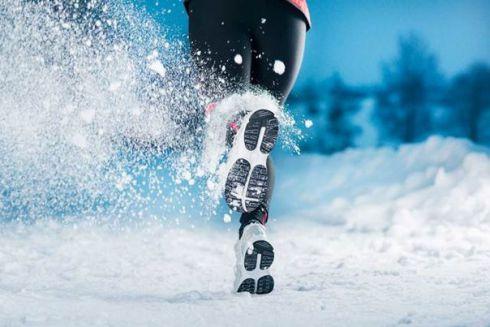 І взимку бігати корисно