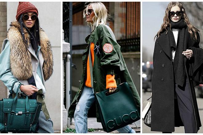 Модний стріт-стайл: як одягатись у холодну погоду?