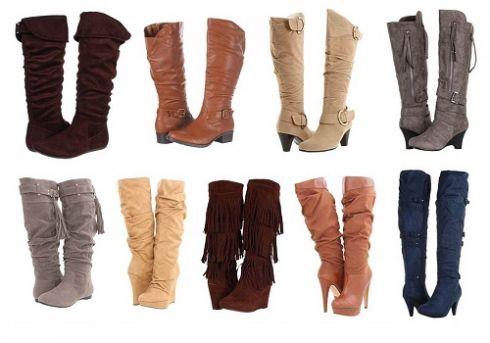 Обираємо зимові чоботи: основні поради